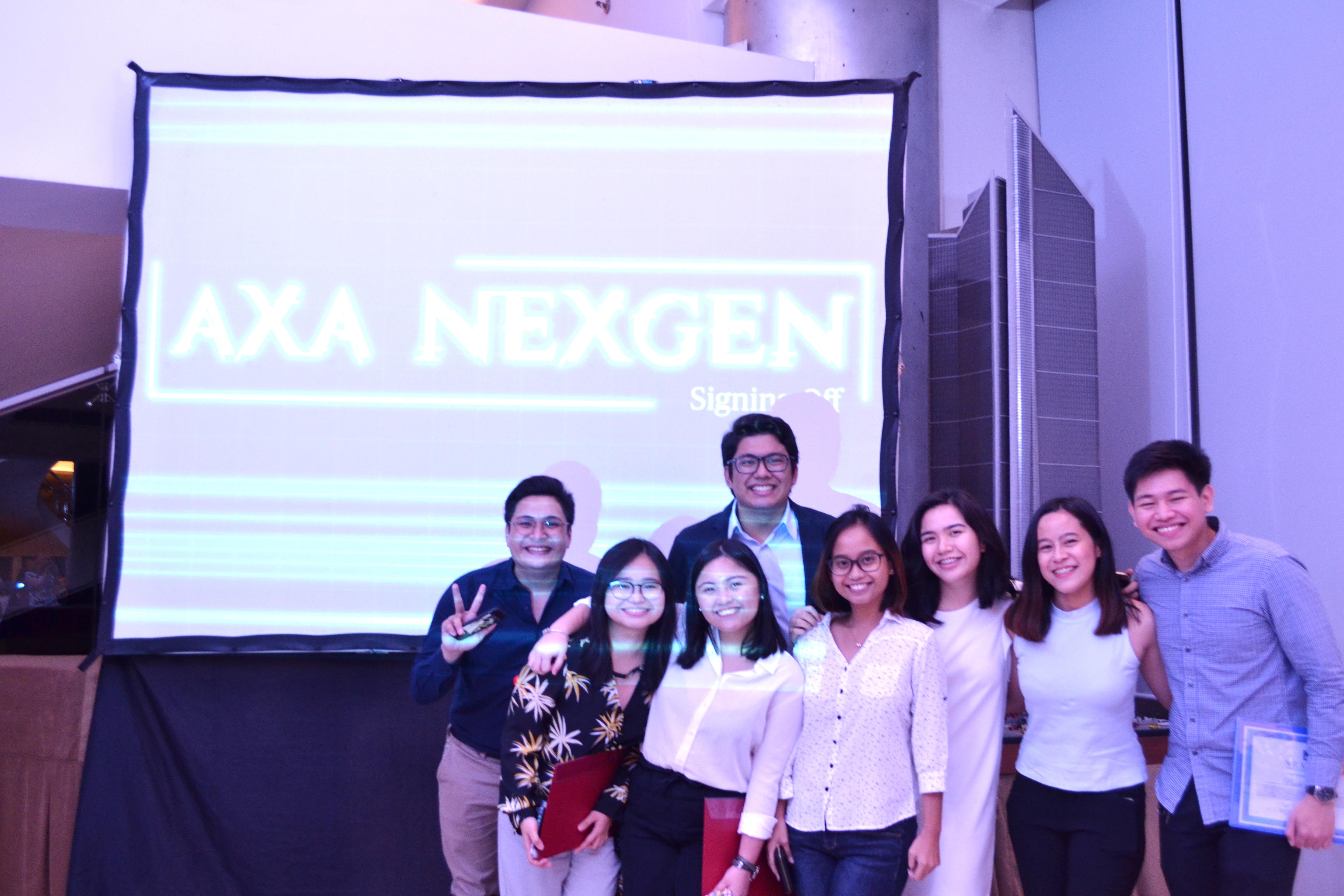 AXA NextGen