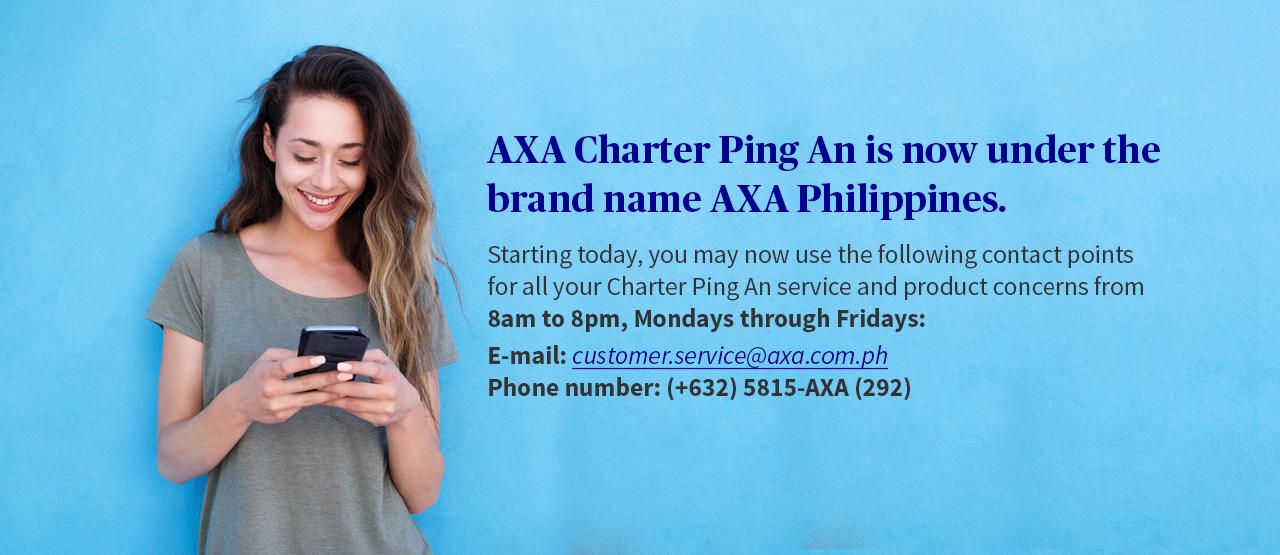 AXA Charter Ping An