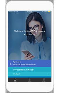 MyAXA App