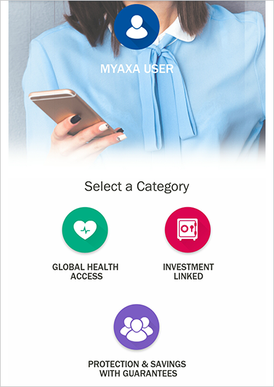 MyAXA App View Policy